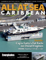 All At Sea - The Caribbean's Waterfront Magazine - September 2016