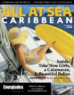 All At Sea - The Caribbean's Waterfront Magazine - October 2016