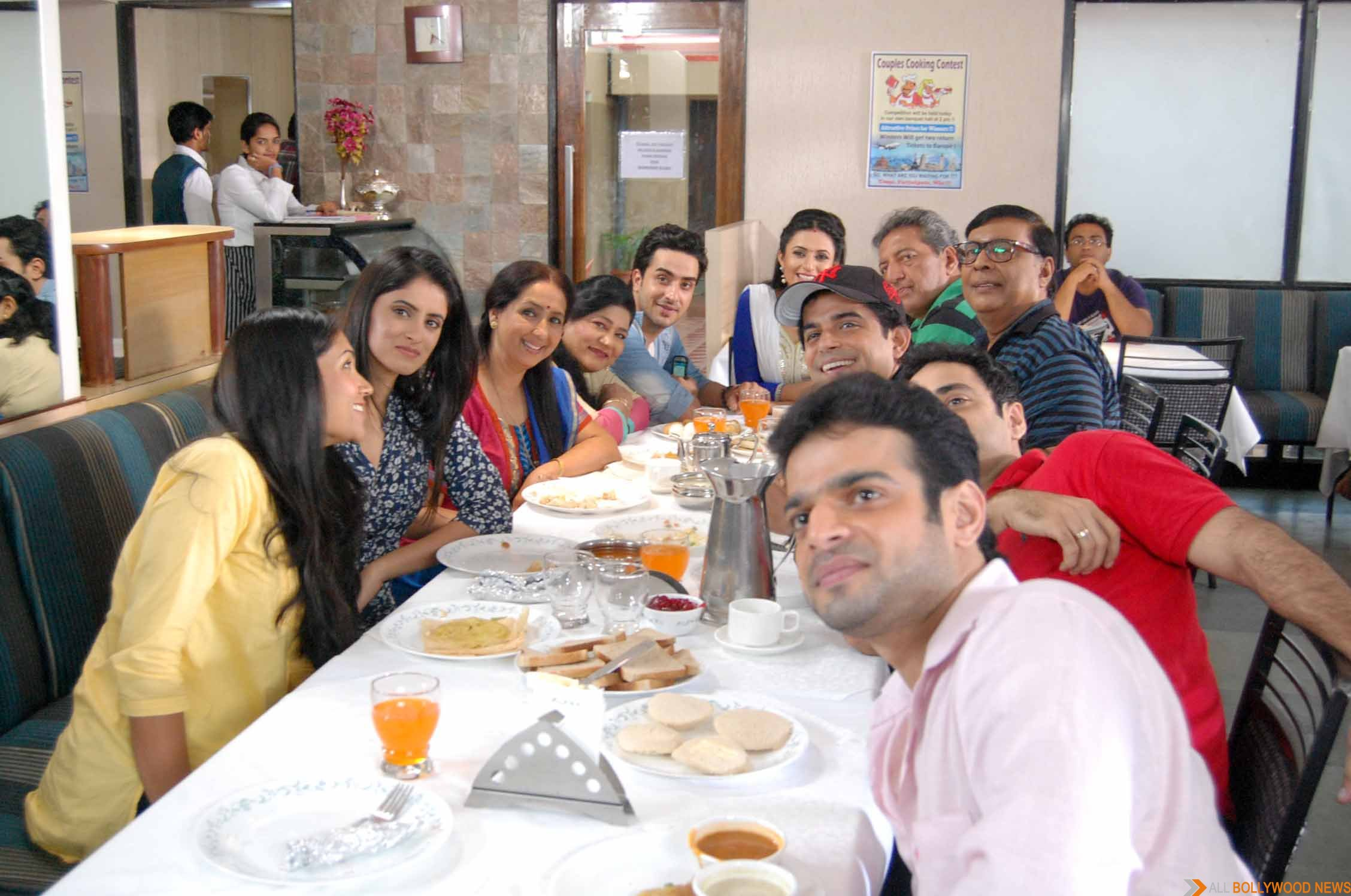 Food love on the sets of-Ye Hai Mohabbatein