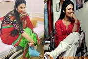Divyanka's fractured her leg in real & reel life