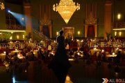 600 people present on the sets of Bombay Velvet