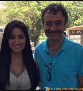 Yami Gautam & Rajkumar Hirani