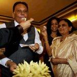 c g patel & wife