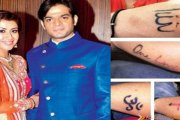 Karan Patel of Yeh Hai Mohabbatein fame finally gets inked