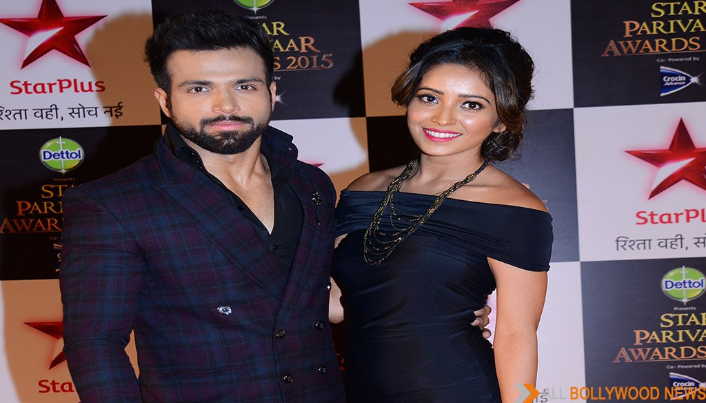 Rithvik Dhanjani crashes a drone at Star Parivaar Awards 2015
