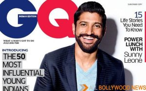 Farhan Akhtar is amongst the most influential men in India