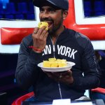 REMO SPOTTED WITH DHOKLA IN THE MIDDLE OF SHOOT FOR DANCE +
