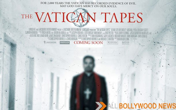 Vatican Tapes to release in India on 31st July