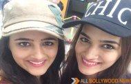 Kriti Sanon's Friendship Day in Delhi