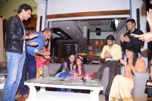 Ruhaanika Dhawan brings in her real birthday with Ishima (9)