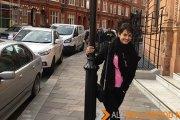 Nisha Rawal New Cover Captures Her London Diaries