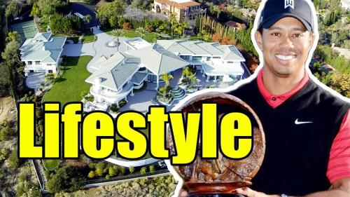 Medium Of Tiger Woods House