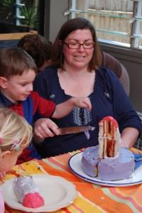 rocket cake 2