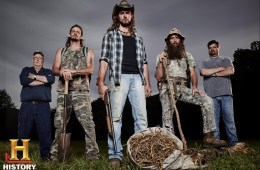 """""""Appalachian Outlaws"""" debuted on the History Channel in 2014. The show focuses on the harvest of wild ginseng, but conservationists say may not want to follow the TV's lead when you're foraging."""