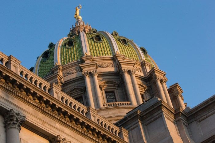 On Monday, the state Senate voted to approve an amendment that would undo parts of Pennsylvania's new oil and gas regulations. Photo: Matt Rourke / AP