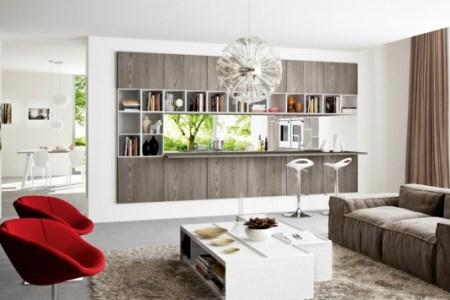 emejing raumteiler küche esszimmer ideas - rellik.us - rellik.us - Raumteiler Ideen Wohnzimmer