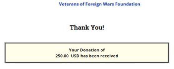 Veterans of Foreign Wars, VFW, Vietnam Veterans