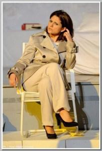 Antonella Valitutti è Suzanna Andler (Foto di scena Nino Aleotti)