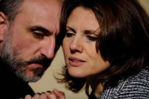 Antonella Valitutti e Pietro Juliano (Foto di scena Nino Aleotti)