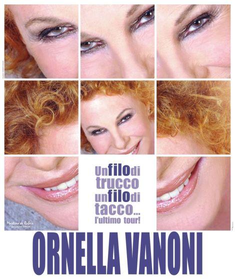 Ornella Vanoni_Un filo di trucco un filo di tacco ...l'ultimo tour_Locan...