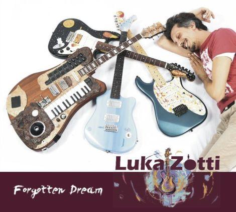 copertina Forgotten Dream_B