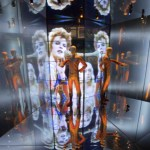 Installation Shot of David Bowie is at the V&A is courtesy David Bowie A...