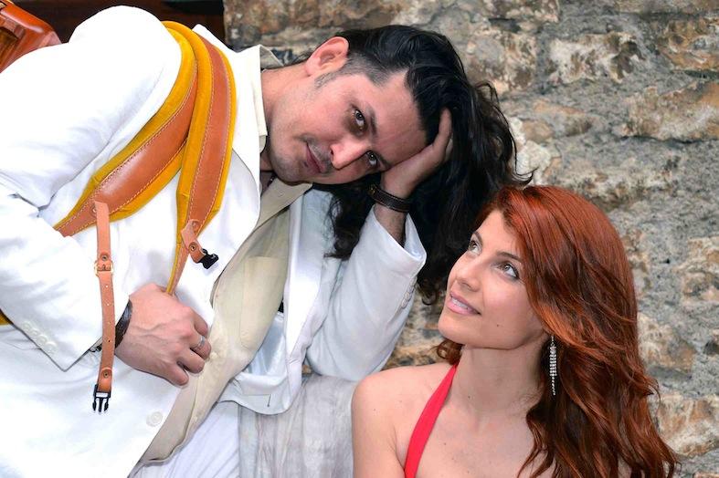Marco Lo Russo e Francesca Bartolomucci photo by Mimmo Paparo