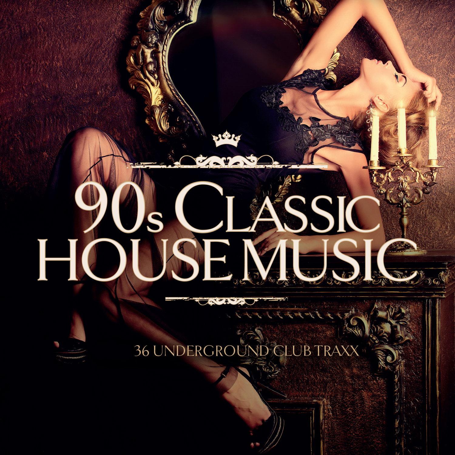 Il triplo cd di 90s classic house music finalmente for Album house music