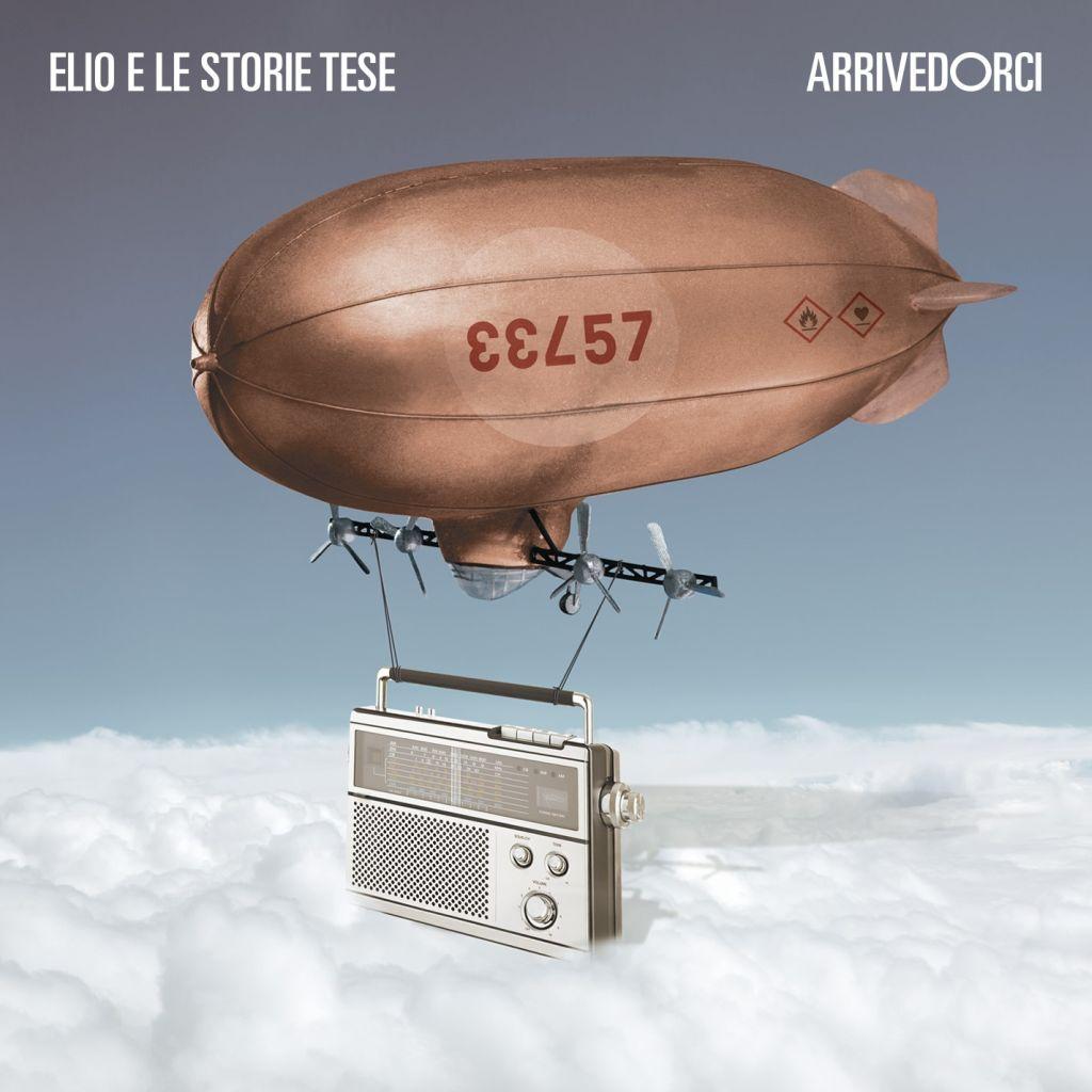 Eelst_cover album Arrivedorci b