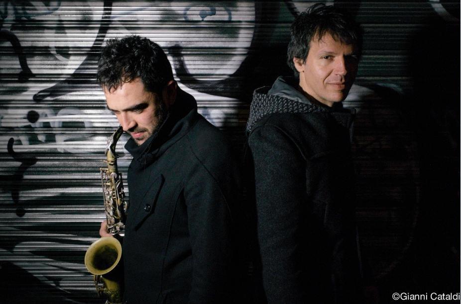 Raffaele Casarano e Mircko Signorile_foto