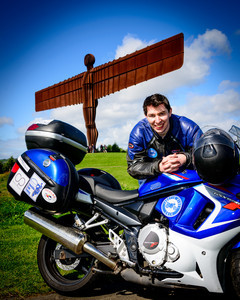 Newcastle PR Photographer sponsors  Arctic Ride 2014