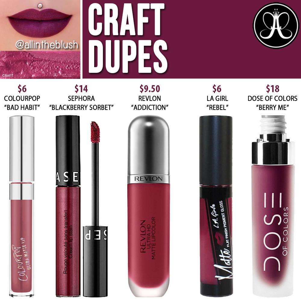 Liquid Lipstick in Trouble - Anastasia Beverly Hills
