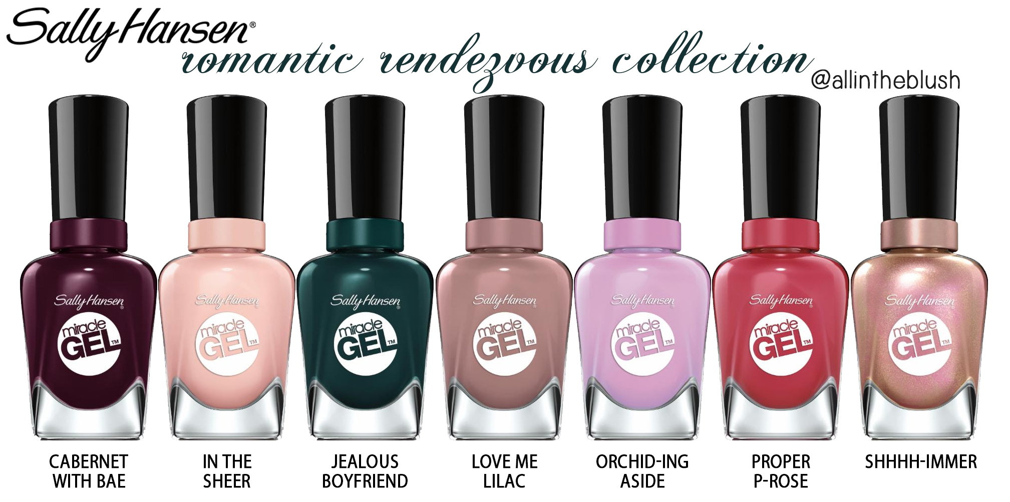 Romantic Rendezvous Collection