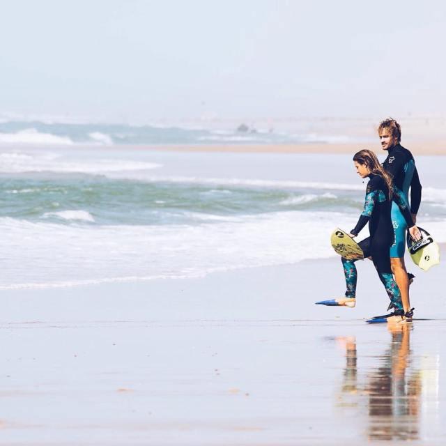 Tester le bodysurf avec fredodavid  check ! Merci Fredhellip