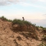 Tiny explorer in the dunes puremichigan leelanau Continue reading raquo