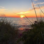 Super sunset over Lake Michigan puremichigan leelanau allovermichigan Continue readinghellip