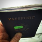 Yay! I got my extra #passport pages in time for…
