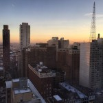 The view from our room @kimptoninphl tonight. Lovely Philadelphia! Continue…