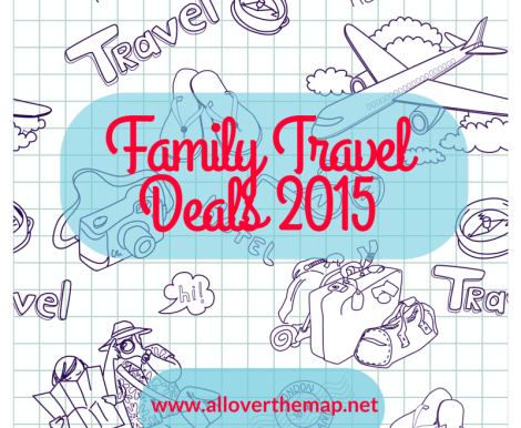 Title Image for Family Travel Deals 2015