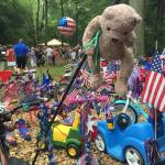 The Fourth of July bike decorating contest had a lothellip
