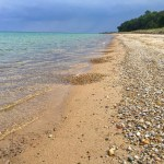 And what tropical paradise is this? Michigans Leelanau Peninsula hellip