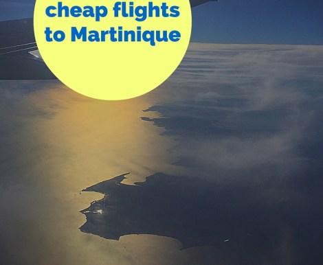 norwegian air flights to martinique