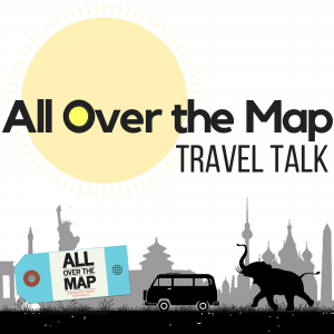 All Over the Map Travel Talk Episode 2: College Visits
