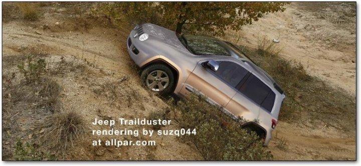2014 Jeep Trailduster