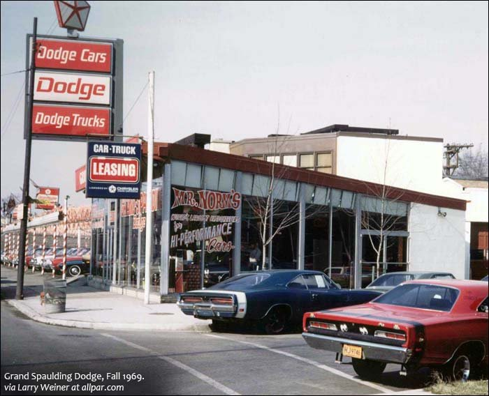 Grand Spaulding Dodge