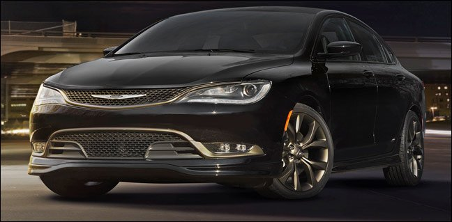 Chrysler 200 Alloy Edition
