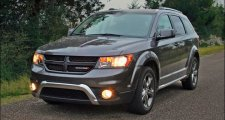 Photo of 2016 Dodge Journey Crossroads on country road