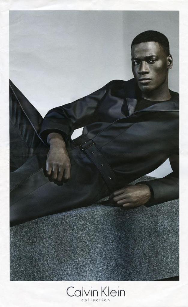David Agbodji for Calvin Klein
