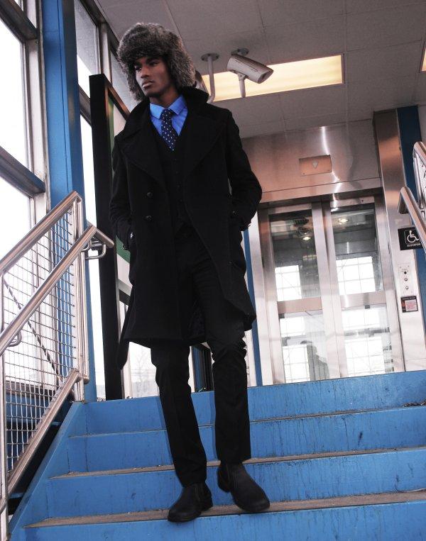 Corey Baptiste by Sean Kilkenny