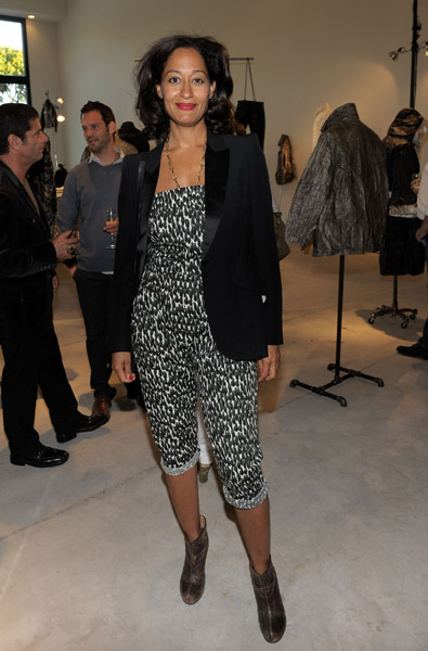 Tracee Ellis Ross in L.A. May 2010